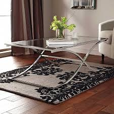 chrome coffee tables