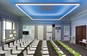indirect ceiling lighting. Hanging Light Fixture / LED Linear Extruded Aluminum Indirect Ceiling Lighting M