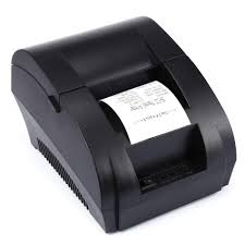 Thermal Printer Printing Light Us 31 99 Receipt Printer 203dpi Printer Mini Ticket Pos58mm Thermal Printer Usb Interface Restaurant Bill Printer In Printers From Computer Office