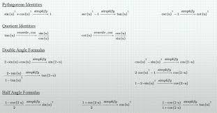 trigblog1 or say you want to solve a trigonometric equation where the solution