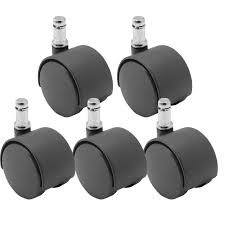 chair casters for hardwood floors. 50mm Chair Caster 5 Packs Casters For Hardwood Floors N