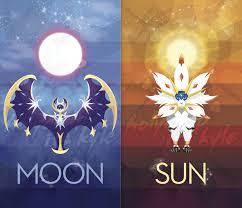 Pokemon Sun And Moon Design