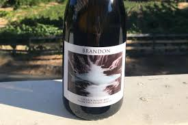 Brandon Wine Label - Stephen King Photography