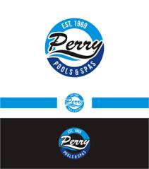 pool logo ideas. Simple Pool Perry Pools  Logo Design By Arrisku98 In Pool Ideas E