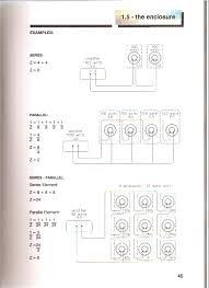alembic club speaker cab wiring help examples