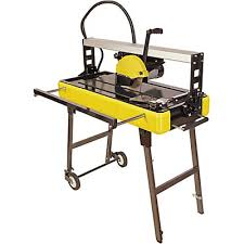 bridge tile saw. 30 inch bridge wet tile saw .