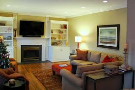 How to maximize seating in a family room for TV viewing, with tips for room  layouts.
