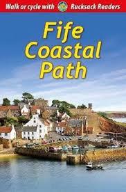 Fife Coastal Path Distance Chart Fife Coastal Path Rucksack Readers Amazon Co Uk Sandra