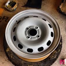 steel wheels etched primed