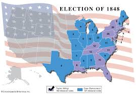 United States Presidential Election Of 1848 United States