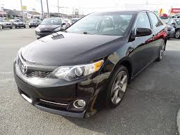 Used 2014 Toyota Camry SE - FIABILITÉ INCOMPARABLE! in Saint ...
