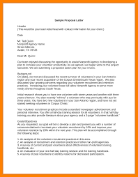 8 Free Sample Proposal Letter Marlows Jewellers