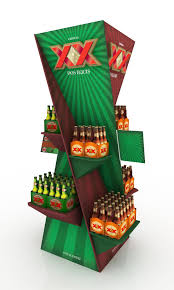 In Store Display Stands Compelling Beer Stands Beer Retail Display 34
