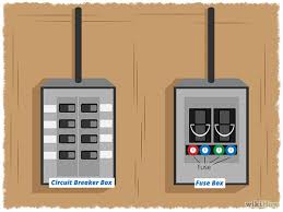 get to know your fuse or breaker box