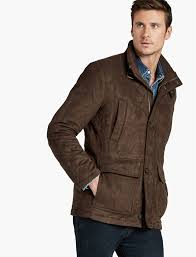 Mens Quilted Jacket | Lucky Brand & Lucky Dellwood Quilted Coat Adamdwight.com