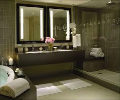 bathroom mirror reflection. Reflection Lighted Mirror Bathroom U