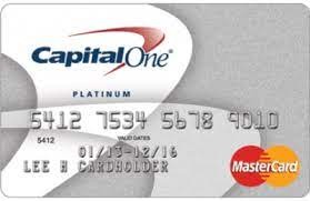 Apply for a credit card with capital one. Capital One Classic Platinum Reviews August 2021 Supermoney