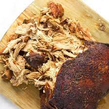 smoked pork roast in 8 hours step by