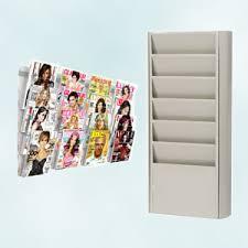 magazine rack office. magazine rack office wall racks wood metal and plastic organizers r