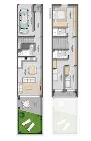 Muitas vezes em um terreno médio é possível construir até quatro casas no modelo de sobrado geminado. Plantas De Sobrados 60 Opcoes Modernas Pequenas E Fotos