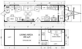 tiny houses floor plans. 32-tiny-house-floor-plan Tiny Houses Floor Plans F