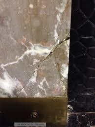 Alter Antiker Kaminvorsatz Ofen Kamin Aus Marmor U Messing