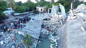 Haiti braces for tropical storm
