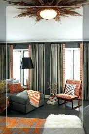 orange accent wall full size of and white bedroom ideas what color curtains go with orange