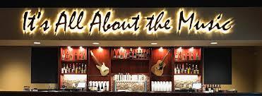 Bar Menu Tupelo Music Hall