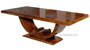 oval dining table art deco:  images about custom dining tables on pinterest french country tables tables and center table