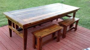 full size of outdoor dining table plans woodworking ana white for building an redwood round reclaimed
