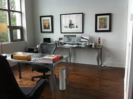ikea home office desk. Beautiful Yet Modern IKEA Home Office Ideas : Minimalist With Shared Metal Desk And Swivel Chair Also Mahogany Wood Flooring Ikea E