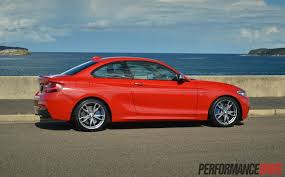 All BMW Models 2014 bmw m235i : 2014 BMW M235i review (video) | PerformanceDrive