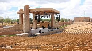 Sandia Casino Amphitheater Seating Chart Sandia Resort Casino Amphitheater Remodel Albuquerque