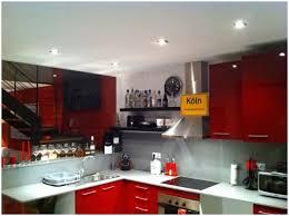 Déco Cuisine Rouge Et Gris Meilleur De Cuisine Gris Rouge Moderne 3