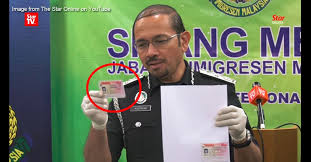 For Syndicates Foreign Bangladeshi Malaysia Making Fake Permits Workers Work In Are