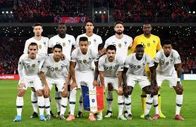 Nach dem auftaktsieg gegen deutschland stolpert frankreich gegen den außenseiter. Fussballnationalmannschaft Von Frankreich 2021