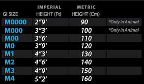 Tatami Belt Size Chart Tatami Meerkatsu Kids Animal Gi Purple