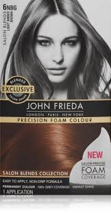 John Frieda Precision Foam Colour Permanent