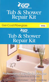amazing gel coat products tub shower repair kit review jdrch intended for tub and shower repair kit ordinary