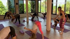 inside yoga teacher