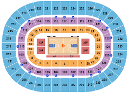 Nassau Veterans Memorial Coliseum Seating Chart Uniondale