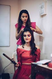 jaanvie makeup artist in mumbai