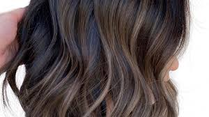 Light Ash Brown With Highlights