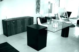 contemporary home office furniture. Contemporary Home Office Desk Modern Glass Furniture