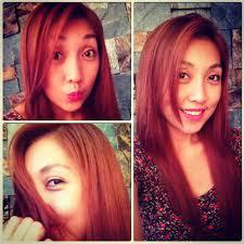 hair color copper