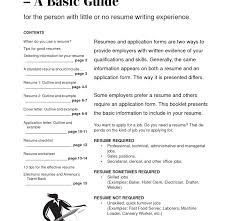 How To Write Perfect Resume Unbelievable Example Oftten Resume Fitness And Personal Trainer Care 64