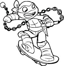 Ninja Turtle Pictures To Color New Teenage Mutant Ninja Turtles