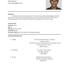 Accounting Student Resume Lezincdc Com