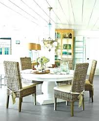 outstanding beach house dining table beachy kitchen cozy best style room chair idea chandelier set lighting